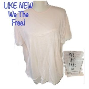 • WE THE FREE | LIKE NEW | Layered Blouse •